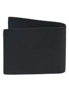 Saint Laurent Classic Logo Wallet - Black
