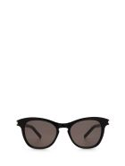 Saint Laurent Saint Laurent Sl 356 Black Sunglasses - Black
