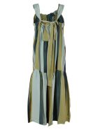 Tela Dress - Nero Verde