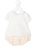 Chloé Short-sleeve Bodysuit - Rosa pallido