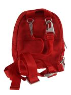 Kenzo Mini Tiger Backpack - Medium Red/White
