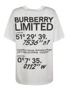 Burberry Carrick T-shirt - White