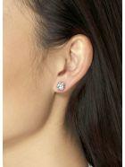 Lo Spazio Jewelry Lo Spazio Aquamarine Earrings - Sky_Blue