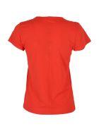 Rag & Bone T-Shirt - Battlered Rosso