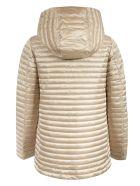 Save the Duck Amanda Hooded Padded Jacket - Beige
