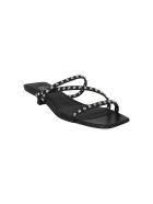 Ash Flat Shoes - Black Nero