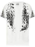 Stone Island Shadow Project Stone Island Shadow T-shirt - Natural