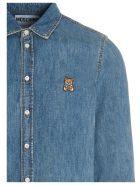 Moschino 'teddy' Shirt - Blue