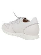 Buttero Leather Shoes - Bianco