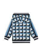 Dolce & Gabbana Bluette Sweatshirt - Bluette