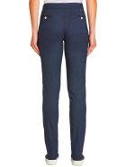 Kiton Trousers Cashmere - BLUE