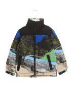 Stella McCartney Down Jacket - Multicolor
