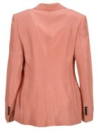 Tom Ford Heavy Twill Deconstructed Jacket - ROSE NUDE