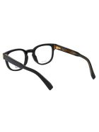Dunhill DU0003O Eyewear - Black Black Transpare
