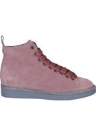 Panchic Laced Up Shoes - Pink