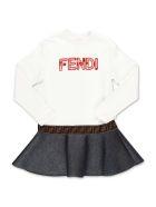 Fendi Dress - Bianco