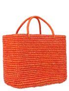 Sensi Studio 'canasta Maxi Mexicana' Bag - Orange