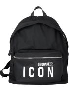 Dsquared2 Backpack Backpack - BLACK