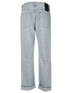 J Brand Jeans Tate Mis Rise Boy Fit - Statis Destruct