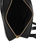 Golden Goose Black Polka-dot Print Shoulder Bag - BLACK