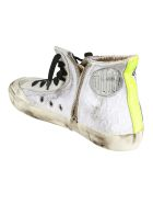 Golden Goose Francy Penstar Classic Sneakers - White Multi