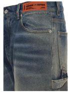 HERON PRESTON 'hammer Holder' Jeans - Blue