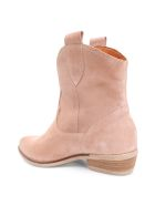 Islo 'nexus' Leather Boots - Pink