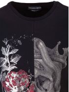 Alexander McQueen T-shirt - Black