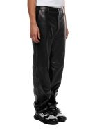 Roberto Cavalli High-waist Trousers - Black