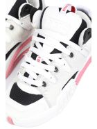 GCDS Sneakers - Bianco/rosa