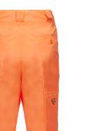 Prada Linea Rossa Tailored Cropped Trousers - Arancio fluo
