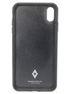 Marcelo Burlon Iphone Xs Max Cover - Black/red