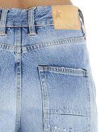 Golden Goose 'texas' Jeans - Light blue