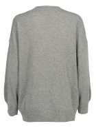 Love Moschino Sweater - Medium grey