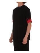 Vision of Super Flame T-shirt - Black