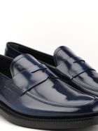Tod's Formal Loafer - Baltic Chiaro