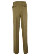 Golden Goose Simple Trousers - Military green