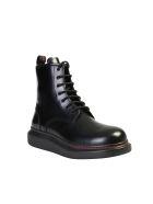 Alexander McQueen Ankle Boots - Black