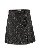 Baum und Pferdgarten Sheridan Tailored Mini Skirt - black