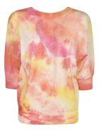 MSGM Dye Sweater - multicolored