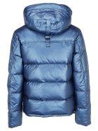 Kenzo Down Jacket - Metallic blue