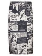 Moschino Printed Skirt - black