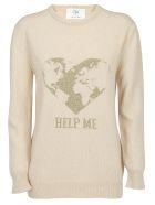 Alberta Ferretti  Help Me  Knitwear - Beige