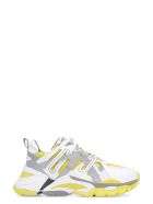 Ash Flash Leather Low-top Sneakers - White