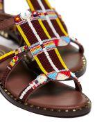 Ash Sandals - Mogano multicolor