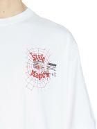 HERON PRESTON 'style Magic' T-shirt - White