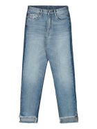 Marcelo Burlon Slim-fit Jeans - Denim
