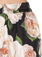 Dolce & Gabbana 'rose' Pants - Multicolor