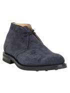 Church's Churchs Lace Up Shoes - Navy