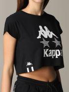 Kappa T-shirt T-shirt Women Kappa - black